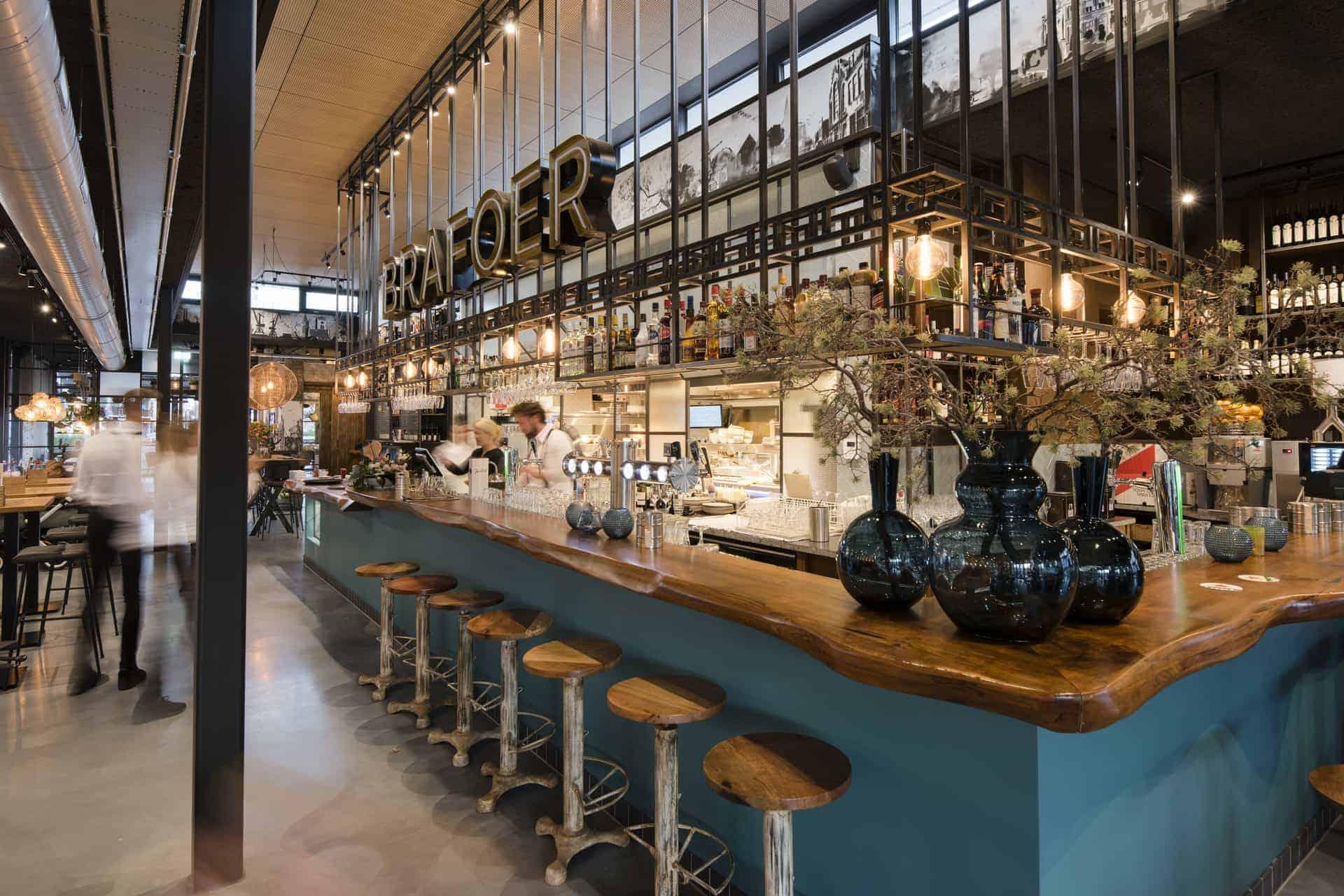 Grand Café Brafoer geopend!