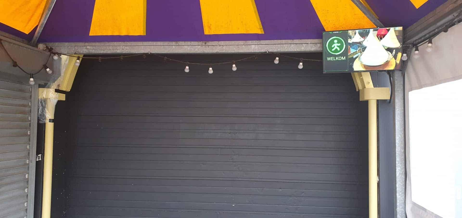 Speciale camera's voor De Bazaar Beverwijk