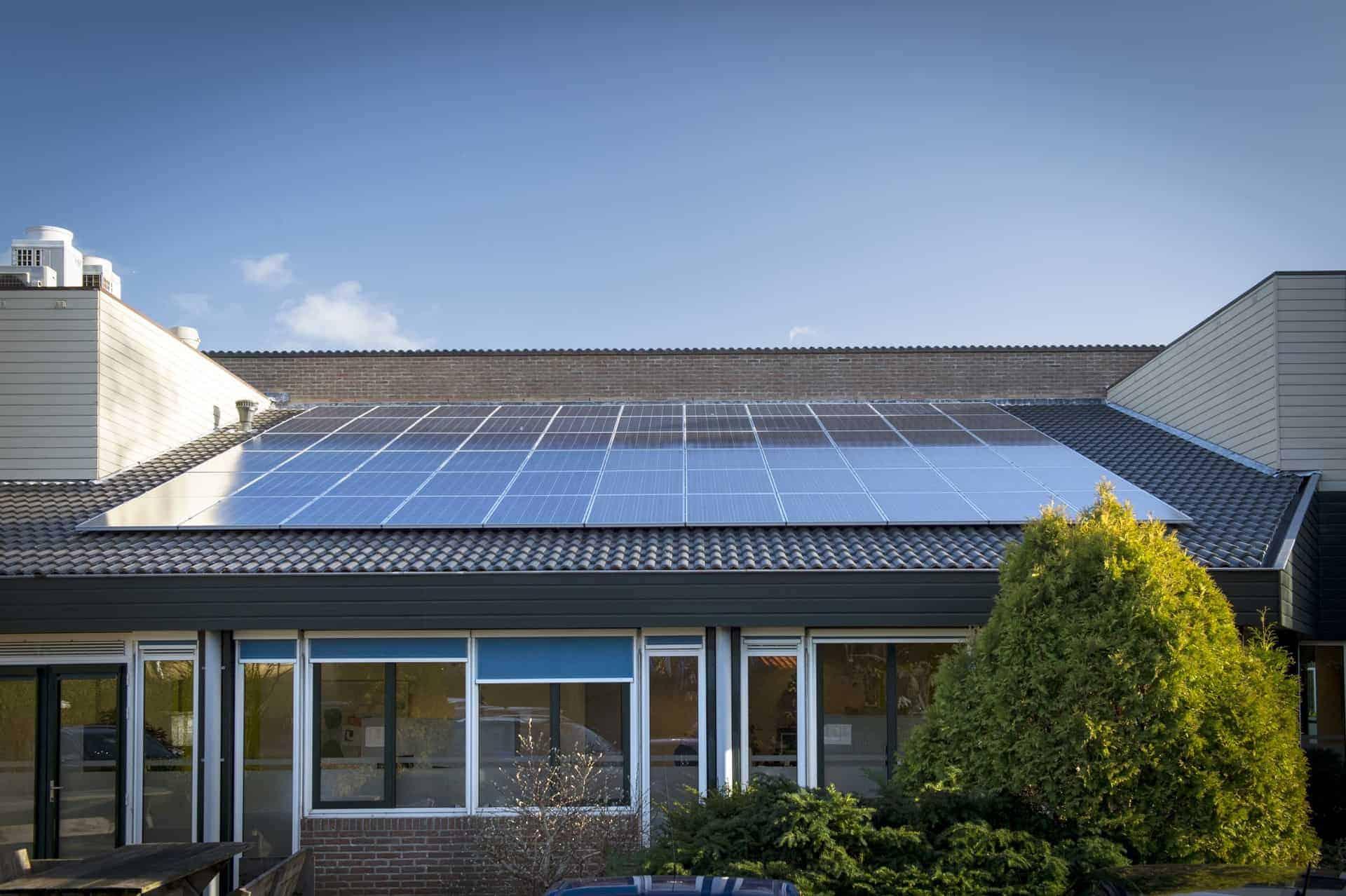 Visser start samen met andere installateurs weer met zonnepanelenactie Beverwijk